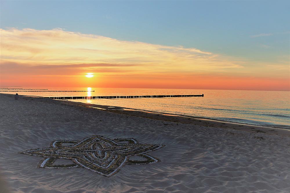 Strand | Monika Cyrani | Foto: Mike Kauschke