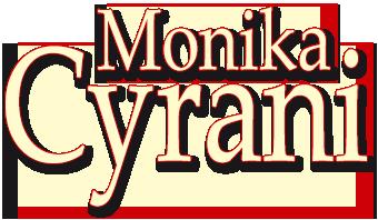 Weblogo | Monika Cyrani - Sängerin